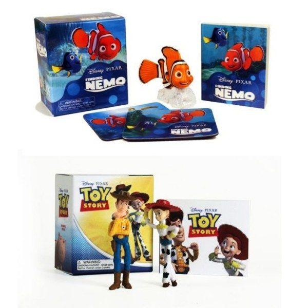 Disney Mini-Book Kits Only $3.99 Plus FREE Shipping!