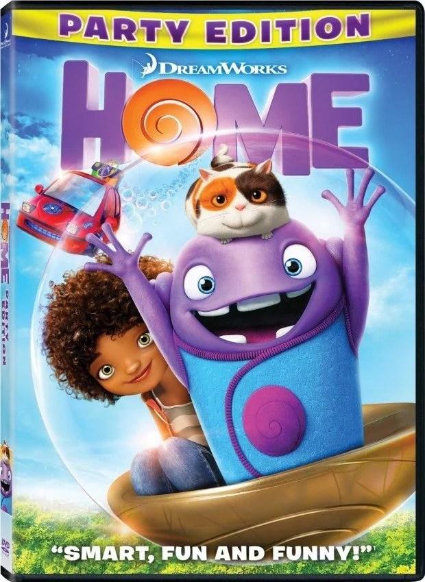 Home on DVD Just $7! (reg. $19.98)