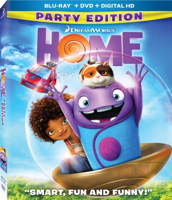 Home on  Blu-ray Just $9.99!