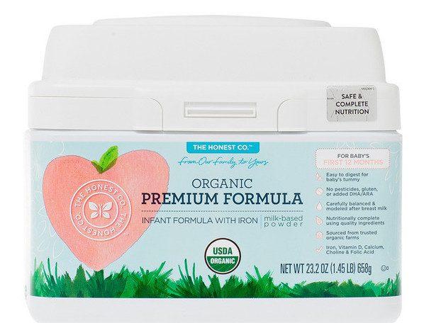 Honest Premium Organic Formula Trial!