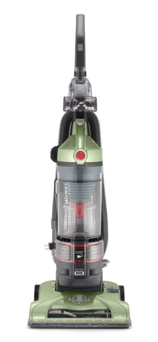 Today Only! Hoover WindTunnel T-Series Rewind Plus Bagless Upright Was $130 Now $64.99!
