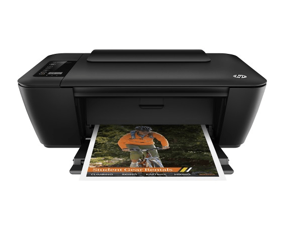 HP - DeskJet Wireless All-In-One Printer Was $80 Now Just $19.99!