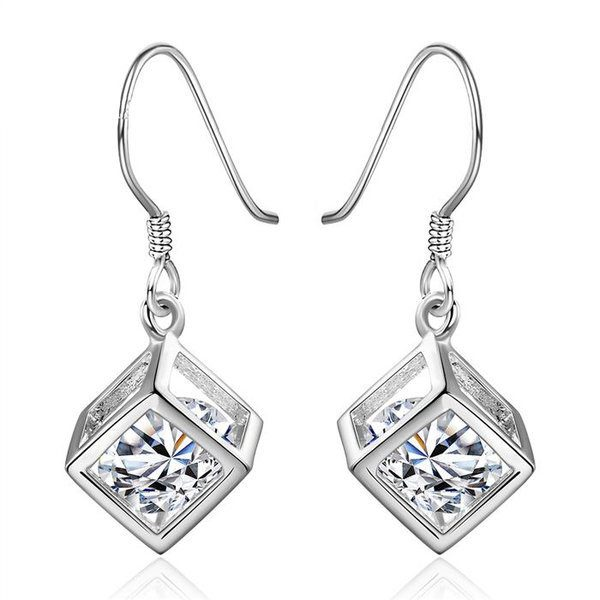 FREE Rubix Cube Studded Earrings! Down From $79.99!