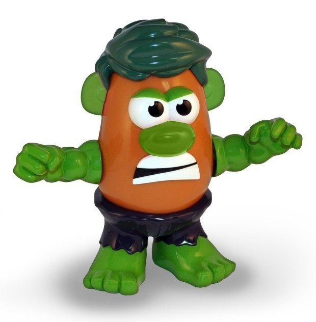 Mr. Potato Head - The Hulk Only $13.05!