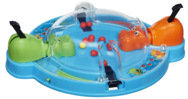 Travel Hungry Hippo Game Just $10 Down From $21!