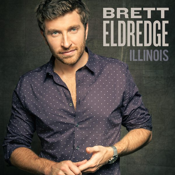 FREE Brett Eldredge Illinois MP3 Album Download From Google Play!
