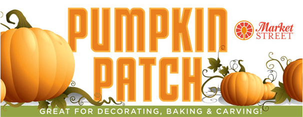Market Street Pumpkin Patch!