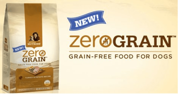 FREE Sample Of Rachael Ray's Zero Grain Dog Food!