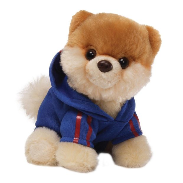 "Lightning Deal! Gund 5"" Itty Bitty Boo Jogging Plush Just $11.19!"