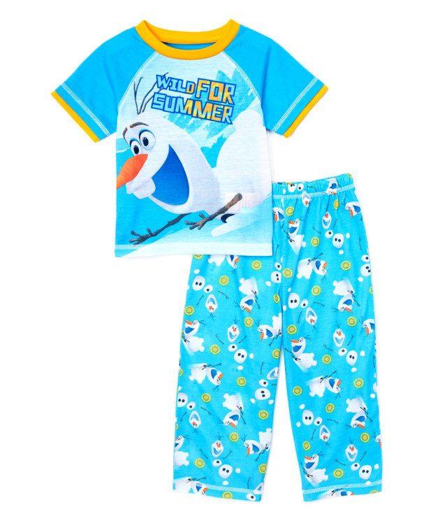 Frozen Pajama Set - Toddler Only $7.99!