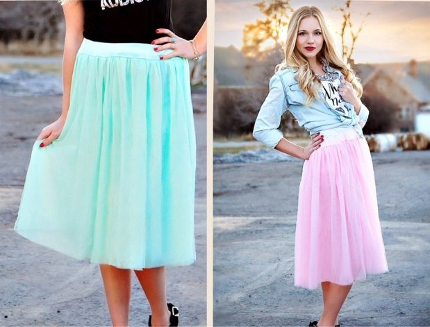Must Have Tulle Skirt Only $9.99!