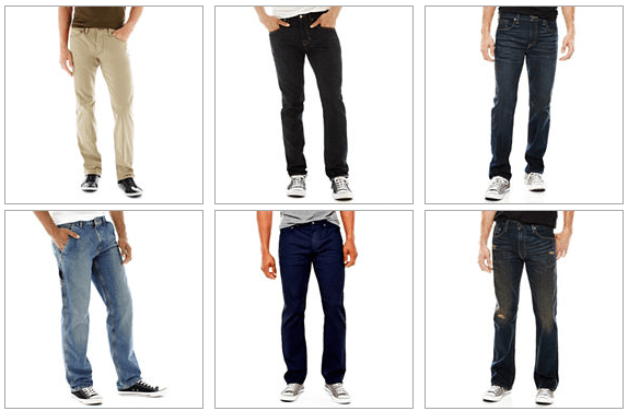 Get 2 Pair Of Jeans For The Price Of One!