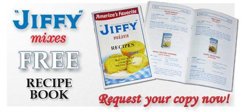 FREE Jiffy Mix Cookbook!