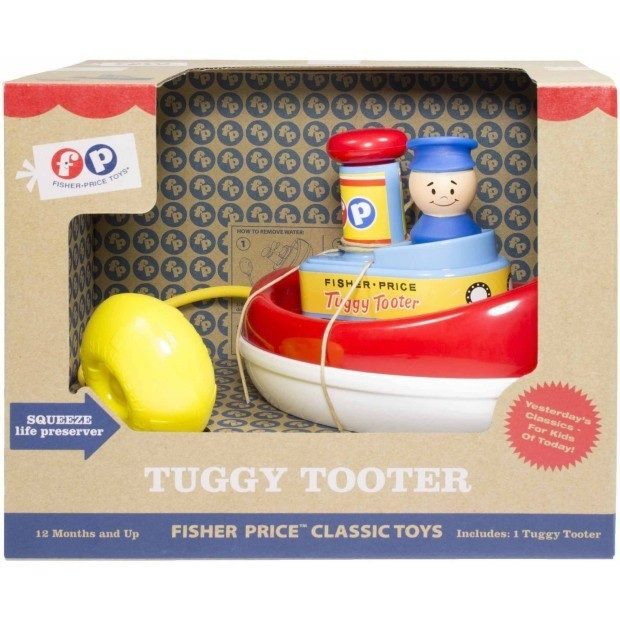 Fisher-Price Tuggy Tooter Just $13.31 Down From $31.94 At Walmart!