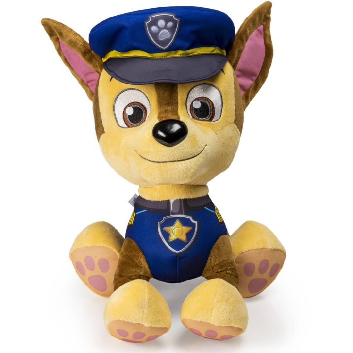 Paw Patrol Jumbo Plush Chase Just $19.03 Down From $37.98 At Walmart!