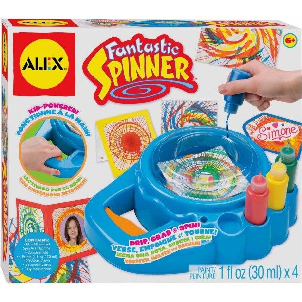 ALEX Toys Artist Studio Fantastic Spinner Just $15.80 at Walmart!