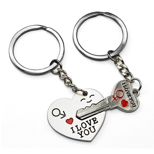 Key To My Heart Key Chain Only $1.78 Plus FREE Shipping!