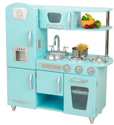 KidKraft Vintage Kitchen In Blue Just $100 Down From $230!