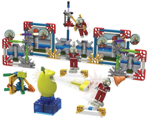 K'nex Plants vs. Zombies- Jetpack Zombie Attack Building Set Was $30 Now Only $13.30!