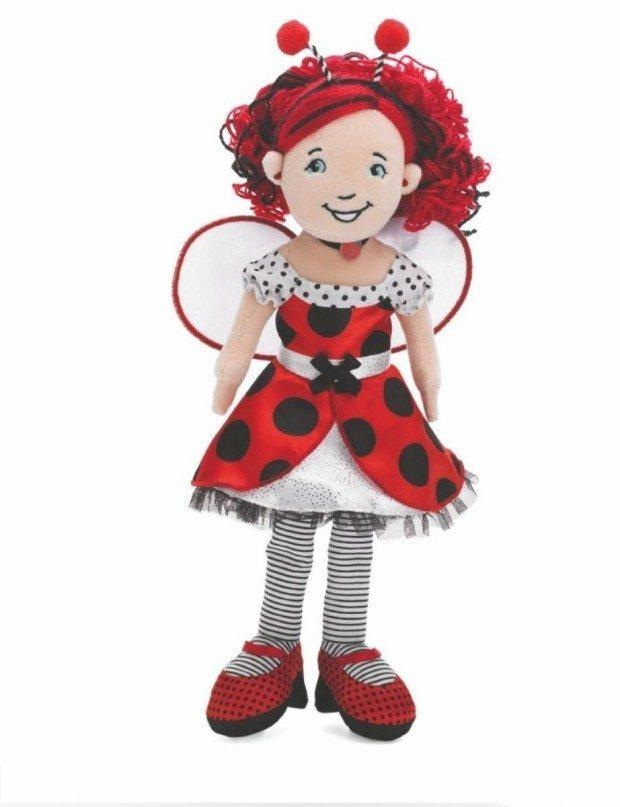 Manhattan Toy Groovy Girls Lana Ladybug Just $14.05!