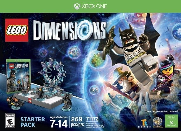 LEGO Dimensions Starter Pack Just $59.99 Shipped! (reg. $99.99)
