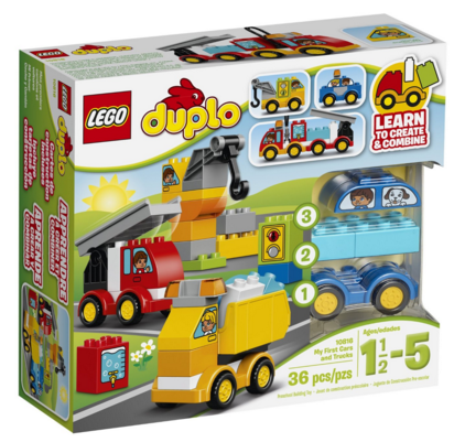 LEGO DUPLO My First Cars And Trucks Just $16 Down From $20!