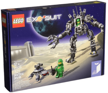 LEGO Ideas Exo Suit 21109 Just $26 Down From $35!