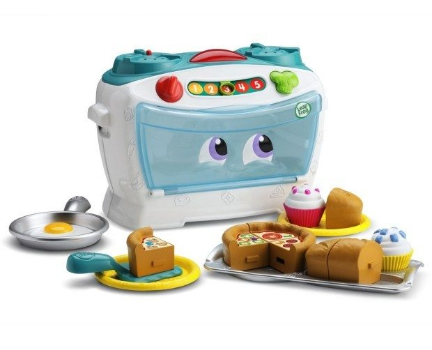 LeapFrog Number Lovin' Oven Was $25 Now Just $14.99!