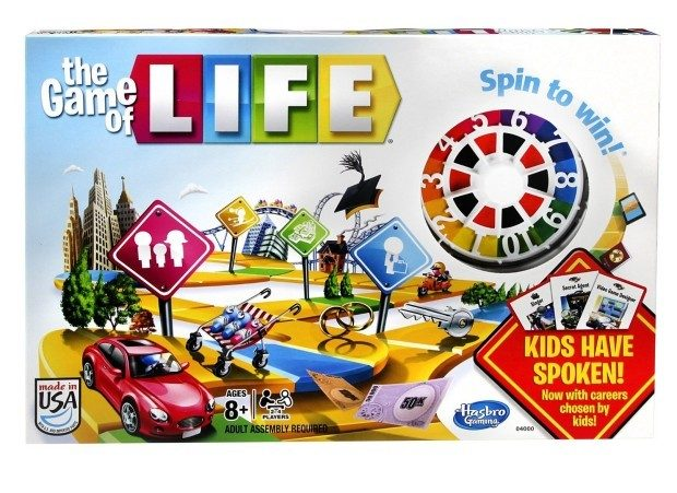 The Game of Life Game Was $22 Now Only $10!
