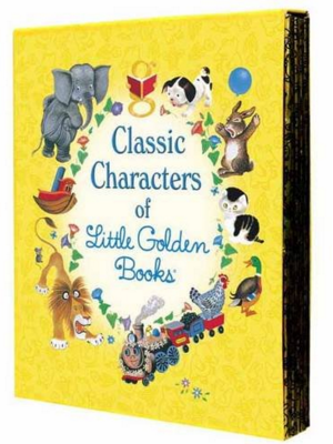 Classic Characters Of Little Golden Books - Hardcover - Just $14 Down From $25!