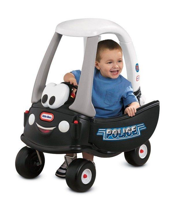 Little Tikes Cozy Coupe Tikes Patrol Just $44.13! (Reg. $59.99)