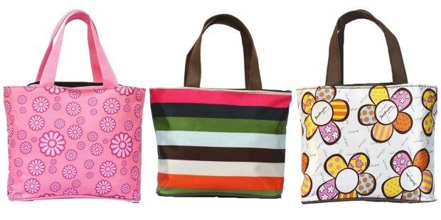 Insulated Lunch Bags Only $3.52 + FREE Shipping!