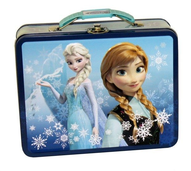 Great Deal On An Add On Item At Amazon - Disney Frozen Metal Tin Lunchbox Just $3.18!