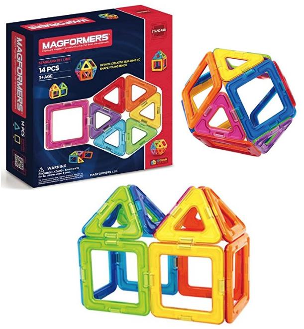 Magformers 14 Piece Set Just $14.98! (Reg. $25)