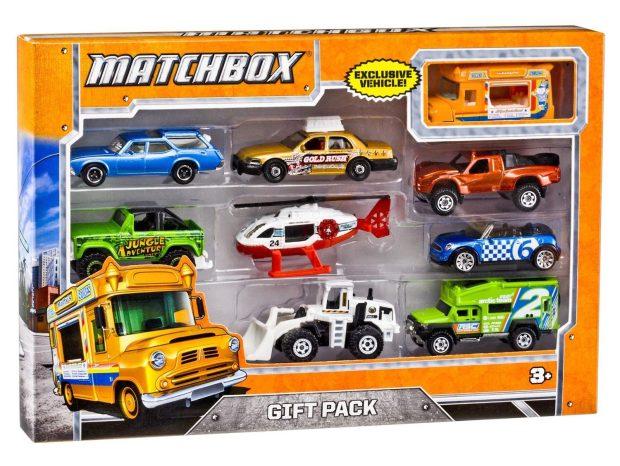 Matchbox 9-Car Gift Pack Only $6! (Reg. $10)