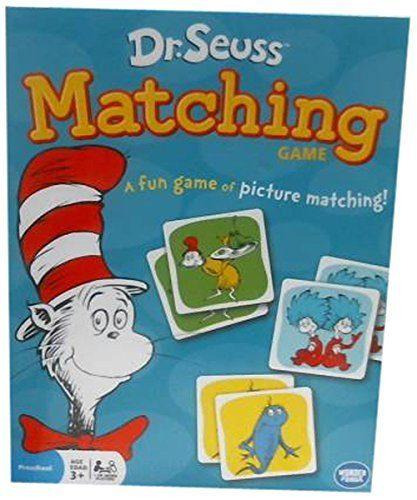 Dr. Seuss Matching Game Just $4.99! (Reg. $10)