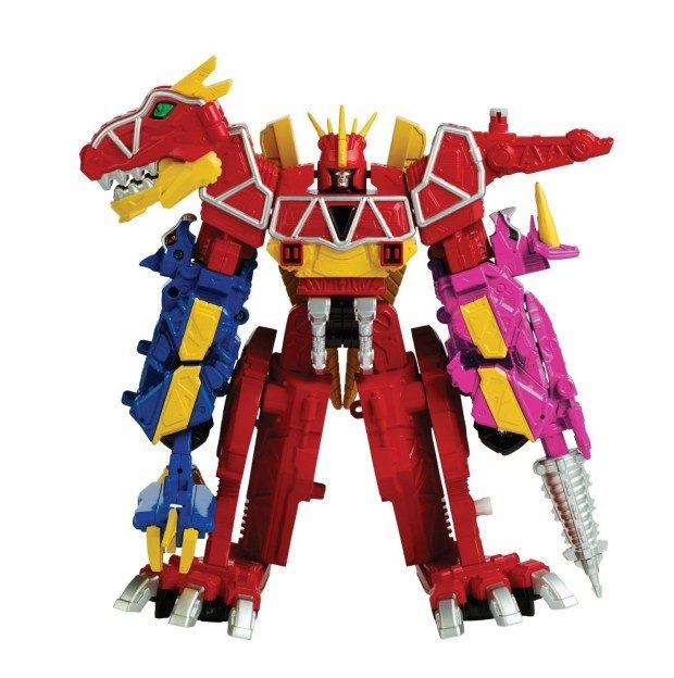Power Rangers Dino Charge Megazord Only $21.74!  Down from $35!