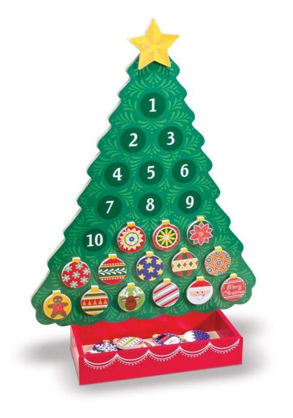 melissa and doug advent calendar