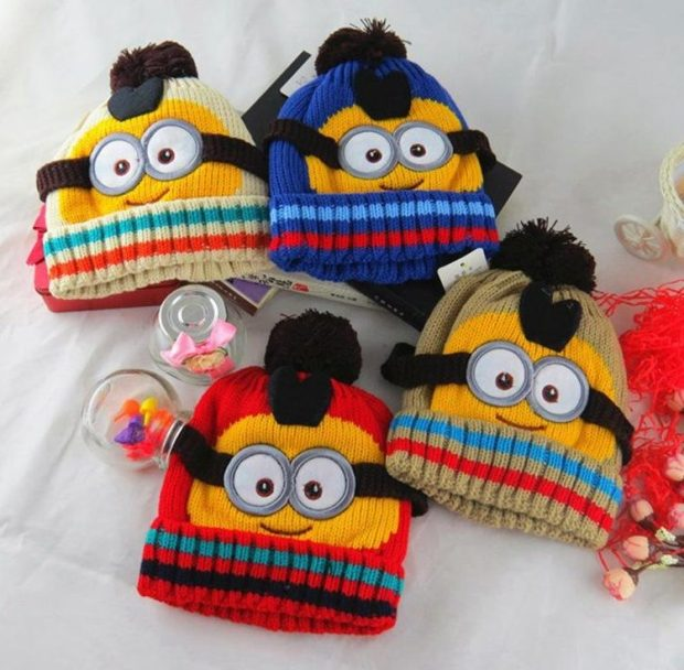 Minions Caps for Kids Just $7.06! Ships FREE!