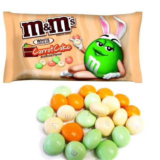 White Chocolate Carrot Cake M&Ms As Low As $2.49 Plus FREE Shipping!