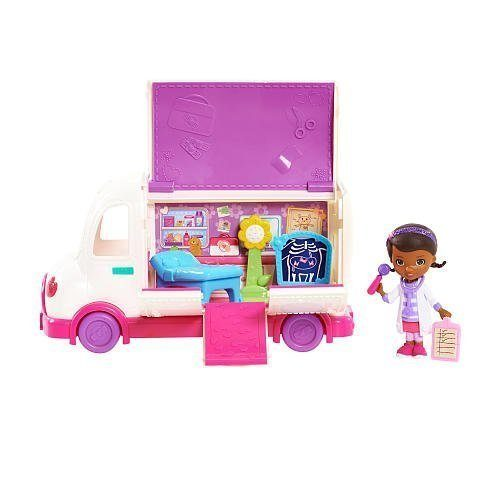 Doc McStuffins Mobile Clinic Toy Only $7.50 (Reg. $25)