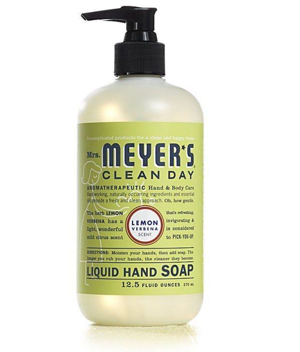Mrs. Meyer's Liquid Hand Soap 3 Pack Only $8.62!