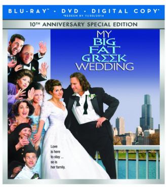 My Big Fat Greek Wedding (10th Anniversary Special Edition) [Blu-ray] Just $5 Down From $15!