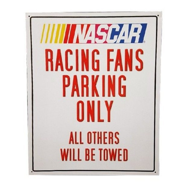 Nascar Vintage Metal Sign Only $9.99 Plus FREE Shipping!