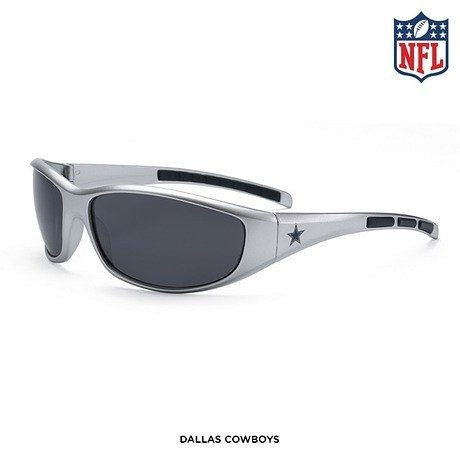 NFL Unisex Officially Licensed Sports Wrap Sunglasses - Assorted Styles Only $13 Shipped!