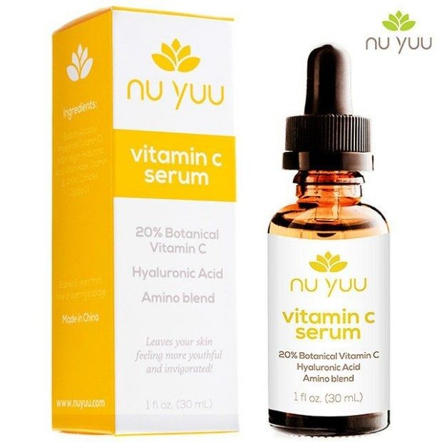 Nu Yuu Vitamin C Serum Only $17 Shipped!