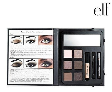 e.l.f. Essential Eye Makeup Beauty Book Only $7 Shipped!