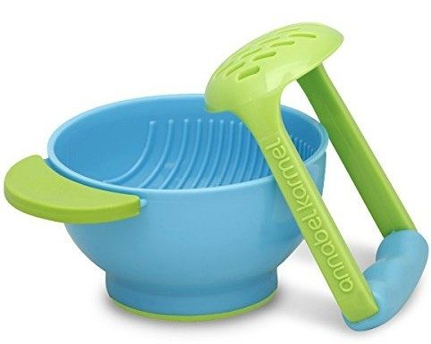 NUK Mash and Serve Bowl for Making Homemade Baby Food Only $8.07!