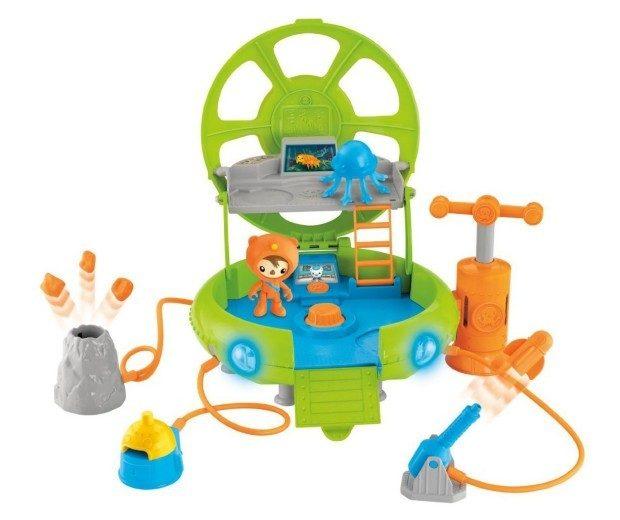 Fisher-Price Octonauts Deep Sea Octo-Lab Just $22.77!