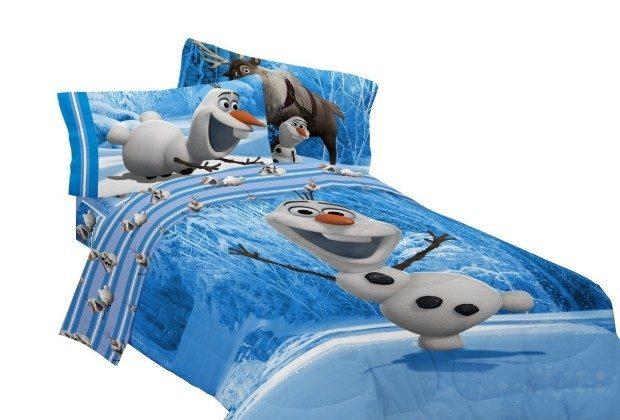 Disney Frozen Olaf Reversible Full Comforter Only $25.07! (Reg. $58)